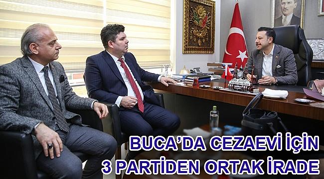 Başkan Kılıç'tan siyasi partilere cezaevi ziyareti