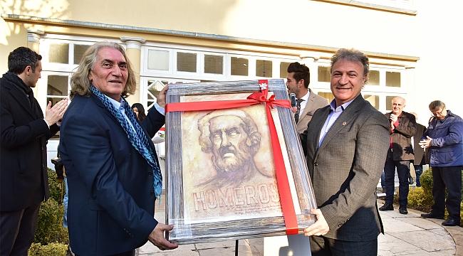 """Başkan Mustafa İduğ:  """"Sanata ve sanatçılara sahip çıkıyoruz"""""""