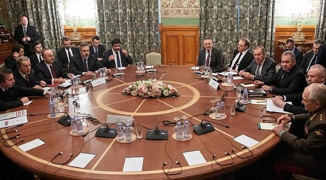 Moskova'daki yuvarlak masada flaş detay: Libya'da çözüme doğru
