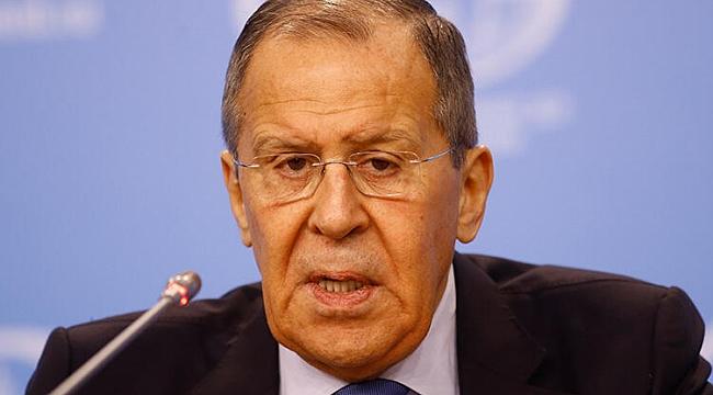 Rusya Dışişleri Bakanı Lavrov: Hafter uzlaşmaya uygun davranacağını belirtti