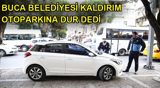 Yaya haklarına saygı cezası: Kaldırım parkına son!