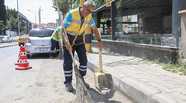 Buca'da temizlik sorunu tarihe karışıyor