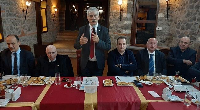 CHP'li Beko, 68 Balkan STK'sı ile 'birlik' mesajı verdi