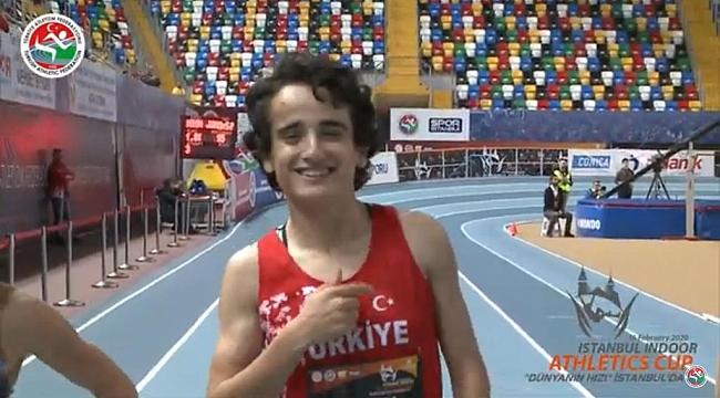 Gaziemirli Rahime, Balkan üçüncüsü