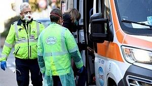 İtalya'da Corona Virüsten Ölenlerin Sayısı Hızla Artıyor