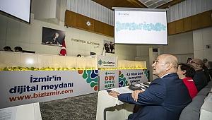 İzmir'de dijital demokrasi dönemi başladı