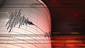 Konya deprem ile sarsıldı!