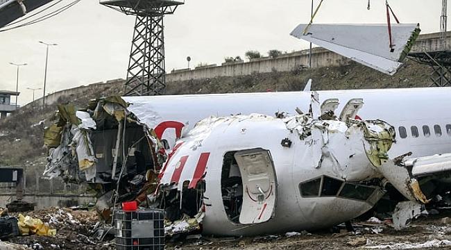 Pegaasus'un kaza yapan uçağının yardımcı pilotundan açıklama