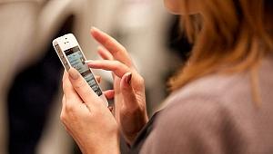 TÜRKİYE'NİN YÜZDE 92,7'Sİ CEP TELEFONU KULLANIYOR