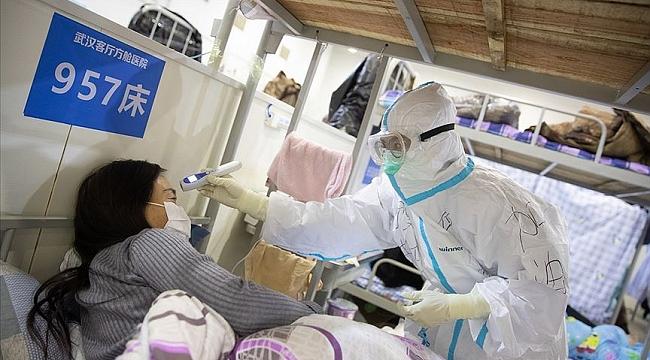 Yeni tip koronavirüs bulaşan kişi sayısı 76 bin 700'ü aştı