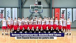 Bornova Belediyespor'dan Milli Takıma