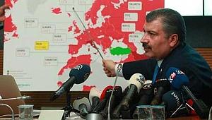 'Coronavirüs'ün Türkiye'de olma ihtimali çok yüksek'