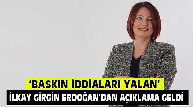 Karaburun Belediye Başkanı Erdoğan: Polis baskını iddası doğru değil