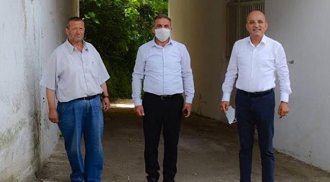 CHP'li Polat, Beydağ'ı ziyaret etti