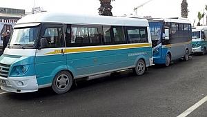 İzmirliler dikkat! Minibüs ücretlerine zam geldi!