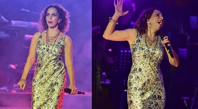 Sertab Erener ikinci kez Bodrum'da