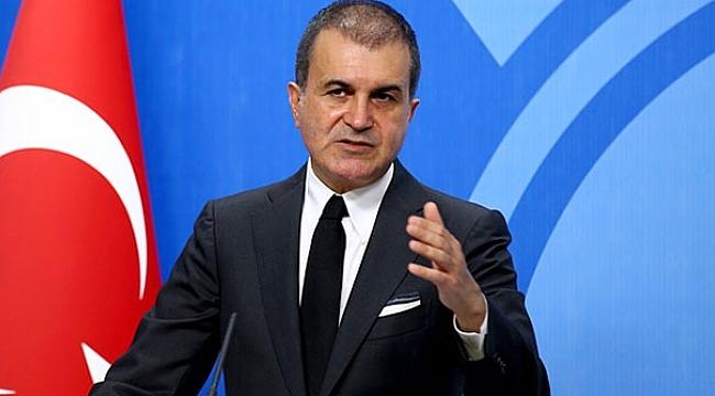 AK Partili Çelik'ten CHP'ye sert tepki!