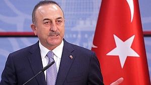 Bakan Çavuşoğlu'ndan flaş  Azerbaycan açıklaması!