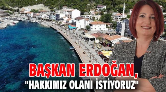 Başkan Erdoğan,