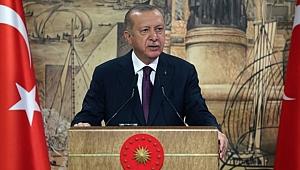 Cumhurbaşkanı Erdoğan'dan AB liderlerine mektup!