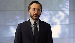 Fahrettin Altun'dan Cumhuriyet Bayramı mesajı