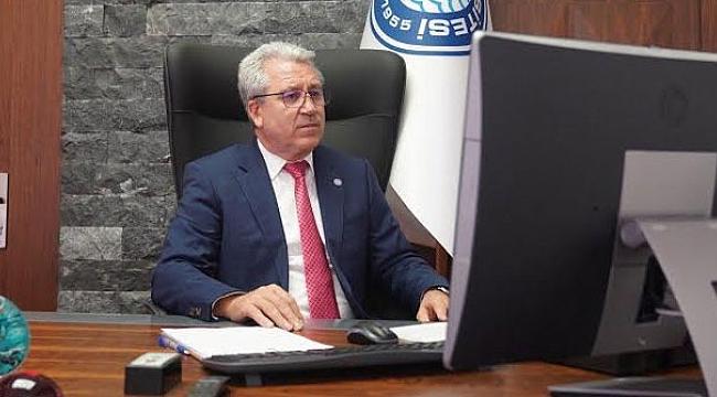 """Rektör Budak, """"Ermenistan, uluslararası hukuku çiğnemeye devam ediyor"""""""