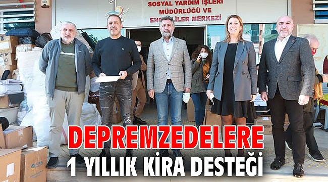Bayraklı Belediyesi, Hürriyet Emlak ve Ahbap Derneği iş birliği