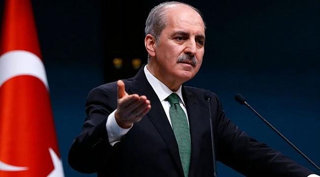 AK Partili Kurtulmuş'tan Kemal Kılıçdaroğlu'na tepki!
