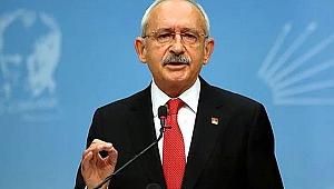 CHP lideri Kılıçdaroğlu'ndan önemli açıklamalar!