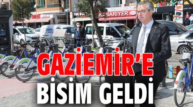 Gaziemir'e BİSİM geldi