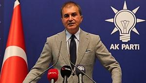 AK Parti Sözcüsü Çelik'ten Dendias'a sert tepki!