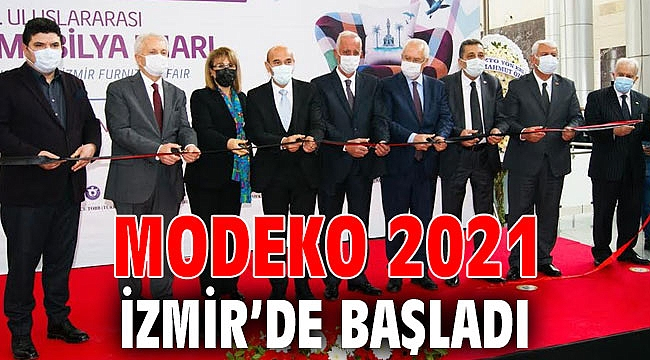 İzmir'de MODEKO 2021 heyecanı