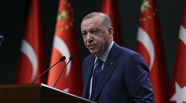 Cumhurbaşkanı Erdoğan'dan flaş açıklamalar!