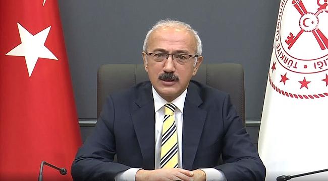 Bakan Elvan'dan 'Merkez Bankası'na müdahale' açıklaması