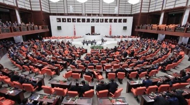 Ceza ve Güvenlik Tedbirleri Kanun Teklifi kabul edildi