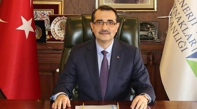 Bakan Dönmez'den flaş yatırım açıklaması