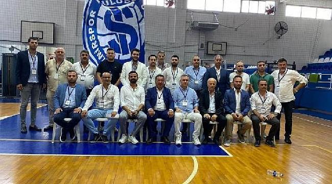 İzmirspor'da Topaloğlu dönemi başladı