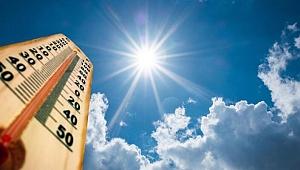 Meteoroloji'den hava sıcaklığı açıklaması!
