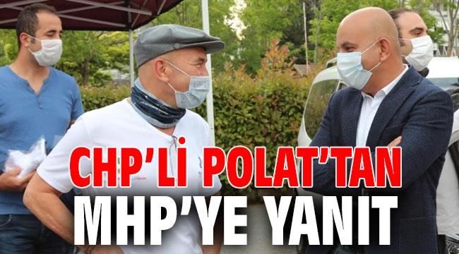CHP'li Polat'tan MHP'ye yanıt