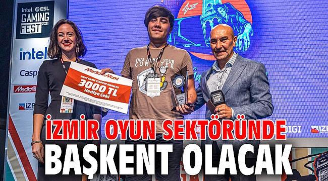 İzmir oyun sektöründe başkent olacak