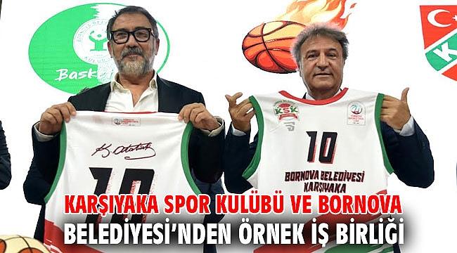 Karşıyaka Spor Kulübü ve Bornova Belediyesi'nden örnek iş birliği