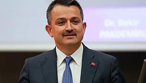 Bakan Pakdemirli: Yeşil Kalkınma Devrimi'nde Türkiye öncü olacak