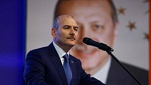 """Bakan Soylu, """"Türkiye'ye zerre toz konduramazsınız"""""""
