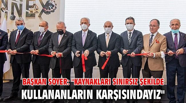 Başkan Soyer: